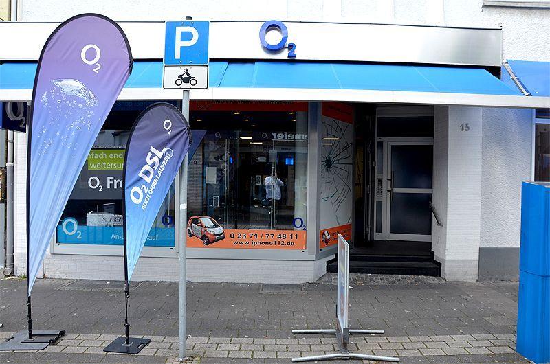 O2 Partnershop Iserlohn